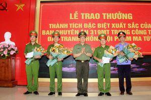 Nghệ An khen thưởng chuyên án thu giữ 700kg ma túy đá