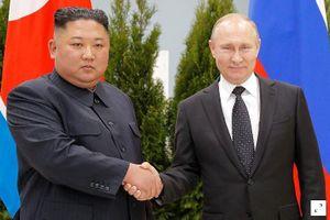 Cuộc gặp thượng đỉnh Nga- Triều và thông điệp gửi tới Mỹ