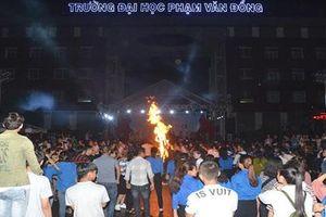 Xã hội hóa trường ĐH Phạm Văn Đồng: Giữ lại niềm tin qua sóng gió