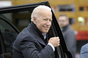 Cựu Phó Tổng thống Mỹ Biden tuyên bố tranh cử