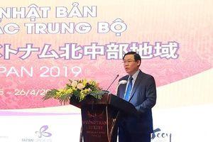 PTT Vương Đình Huệ: 'Nhật Bản là một đối tác quan trọng hàng đầu của Việt Nam'