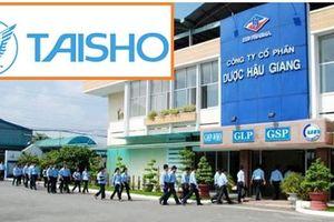 Taisho Pharma đã chi hơn 100 triệu USD 'thâu tóm' thêm cổ phiếu Dược Hậu Giang, nâng tỷ lệ sở hữu lên gần 51%