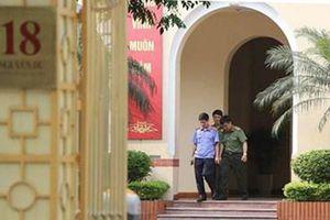 Bắt tạm giam Chánh Thanh tra Bộ Thông tin và Truyền thông