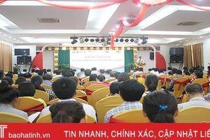 Gần 250 doanh nghiệp Hà Tĩnh tham gia đối thoại về chính sách thuế