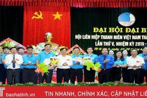 Thanh niên TP Hà Tĩnh 'Đoàn kết, năng động, sáng tạo, hội nhập và phát triển'