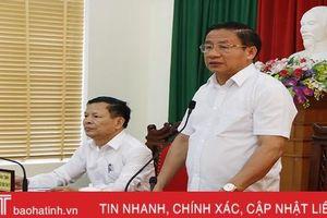 Bí thư Tỉnh ủy Lê Đình Sơn giải đáp thấu đáo kiến nghị của công dân trong phiên tiếp định kỳ tháng 4