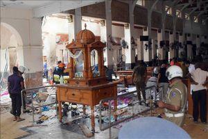 Không có thương vong trong vụ nổ mới ở Sri Lanka