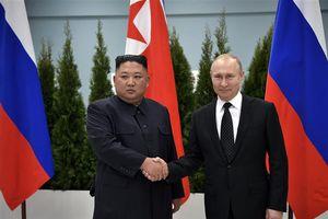 Thượng đỉnh Nga-Triều kết thúc sau 3 tiếng rưỡi hội đàm, hai bên đạt đồng thuận trong nhiều vấn đề