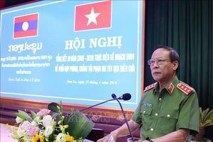 Nâng cao hiệu quả phối hợp đấu tranh phòng, chống ma túy qua biên giới giữa Sơn La và các tỉnh Bắc Lào