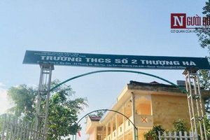 Vụ giáo viên bị tố khiến nữ sinh 13 tuổi mang bầu ở Lào Cai: Tiết lộ bất ngờ của cô Hiệu phó và người nhà nữ sinh