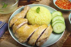 CLIP: Công thức làm món cơm gà Hải Nam ngon đúng điệu