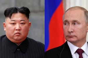 TT Putin bắt đầu Hội nghị thượng đỉnh đầu tiên với ông Kim Jong Un