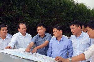 Gấp rút hoàn thành cắm cọc GPMB tuyến cao tốc Nha Trang - Phan Thiết