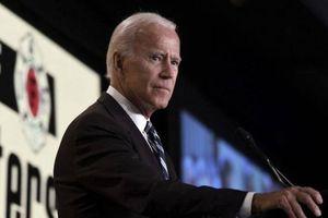 Cựu Phó Tổng thống Joe Biden ra tranh cử vì 'nước Mỹ đang gặp nguy hiểm'