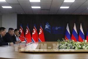 Thượng đỉnh Nga-Triều: Thảo luận vấn đề nối lại đàm phán sáu bên
