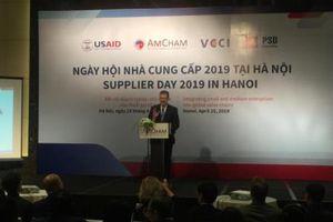Ngày hội Nhà cung cấp 2019: Kết nối giao thương Việt Nam và quốc tế