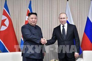 Kết thúc Hội nghị Thượng đỉnh Nga-Triều