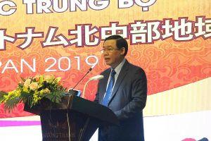 Phó Thủ tướng Vương Đình Huệ chủ trì Hội nghị 'Gặp gỡ Nhật Bản - Khu vực Bắc Trung Bộ 2019'