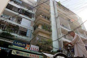 Di dời chung cư Bùi Viện: Người dân lo lắng ngày được quay trở về chung cư