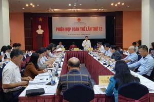 Khai mạc Phiên họp toàn thể lần thứ 12 của Ủy ban Về các vấn đề xã hội của Quốc hội