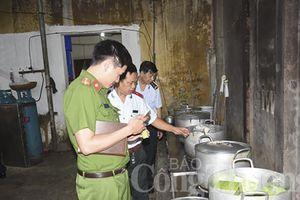 Nghệ An: Xử phạt 7 cơ sở vi phạm an toàn thực phẩm