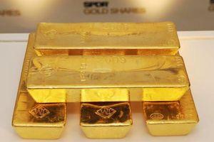 Giá vàng miếng gượng tăng, USD nhảy qua mốc 22.300 đồng
