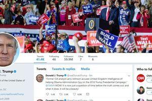 Quốc tế nổi bật: Donald Trump đam mê Twitter