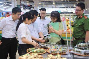 Bộ Công Thương: Không để thực phẩm thiếu an toàn lưu thông trên thị trường