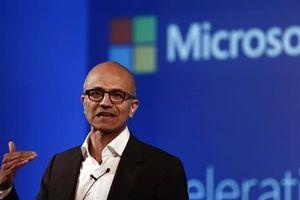 Microsoft đạt giá trị vốn hóa 1.000 tỷ USD