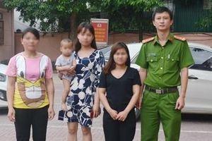 Giải cứu những cô gái bị lừa bán ở nước ngoài