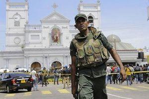Mỹ: 'Vụ đánh bom tại Sri Lanka do IS truyền cảm hứng'