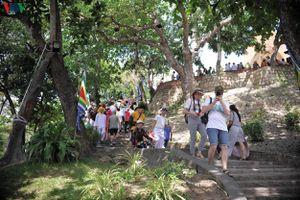 Khoảng 100 ngàn lượt người tham gia Lễ hội Tháp Bà Ponagar