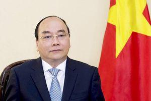 Thủ tướng lên đường đi Trung Quốc tham dự Diễn đàn 'Vành đai và Con đường'