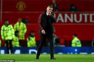 Solskjaer: 'MU thua xứng đáng, Man City quá mạnh'