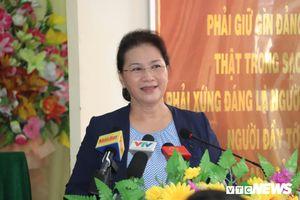 Chủ tịch Quốc hội: Sức khỏe của Tổng Bí thư, Chủ tịch nước Nguyễn Phú Trọng ổn định, sẽ sớm trở lại làm việc