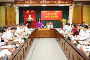 Hà Nội đẩy mạnh hợp tác phát triển kinh tế - xã hội với tỉnh Tuyên Quang