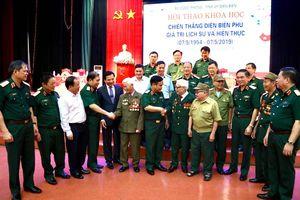 Chiến thắng Điện Biên Phủ tạo nên 'cột mốc bằng vàng' trong lịch sử dân tộc