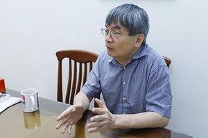 Giáo sư, Tiến sĩ khoa học, nguyên Viện trưởng Viện Toán học Ngô Việt Trung: Mở sách toán phổ thông ra, tôi thấy những điều trăn trở!