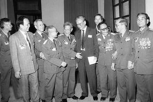 Đại tướng Lê Đức Anh - vị tướng của chiến trường