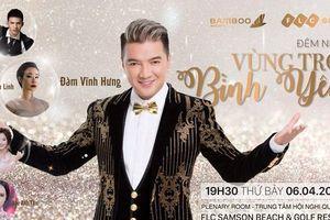 Đàm Vĩnh Hưng làm đại sứ thương hiệu Bamboo Airways đúng không?