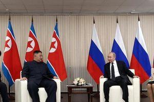 Ông Putin sẵn sàng 'kể' với ông Trump về thượng đỉnh Nga-Triều
