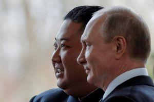 CNN: TT Putin chiến thắng sau thượng đỉnh với ông Kim Jong Un