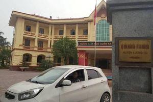 Tiếp vụ 'Nguyên chủ tịch xã dính hàng loạt sai phạm 'hạ cánh' an toàn ở Bắc Ninh': Lãnh đạo huyện nói gì?