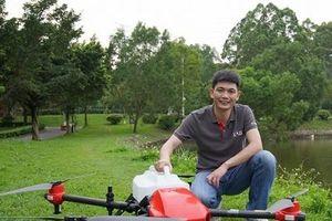 Người nông dân tiên phong ở Trung Quốc