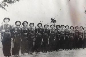 Trung đội nữ Hoa Lộc