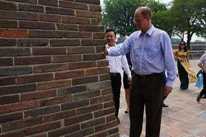 Đại sứ CHLB Đức Christian Berger: Huế là thành phố đặc biệt trong mối quan hệ hữu nghị Việt- Đức