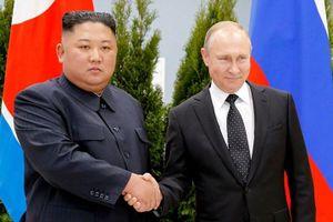 Những khoảnh khắc ấn tượng tại Hội nghị thượng đỉnh Nga - Triều Tiên
