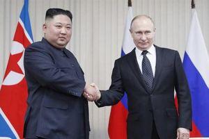 Nga nhận kiếm báu từ Triều Tiên: Ai chạnh lòng?