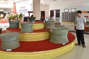 Văn hóa dân tộc Mường tỏa sáng tại Bảo tàng Hưng Yên