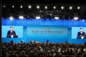 Thủ tướng dự khai mạc Diễn đàn 'Vành đai và Con đường'